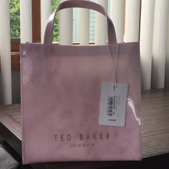 60a272c0a6922c Ted Baker London small Icon bag